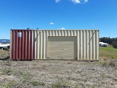 AU3800 • Buy Shipping Container Workshop