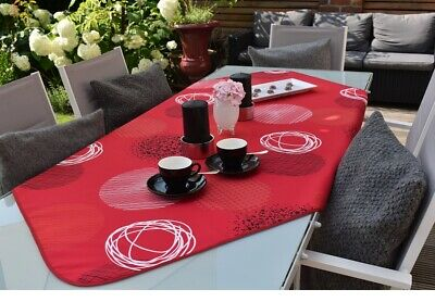 £14.82 • Buy Tablecloth Provence 130x150 CM Red From France Easy-Care And Non-Iron