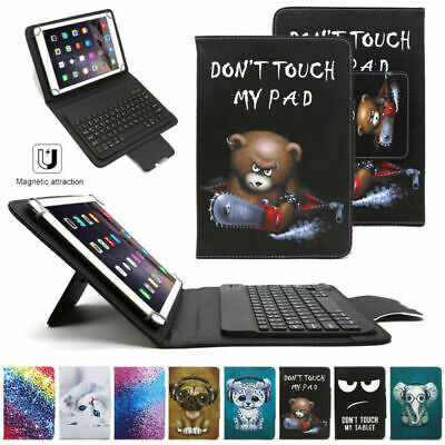 AU28.99 • Buy For 7  8  10.1  Samsung Galaxy Tab A A6 Tablet Keyboard Leather Stand Case Cover