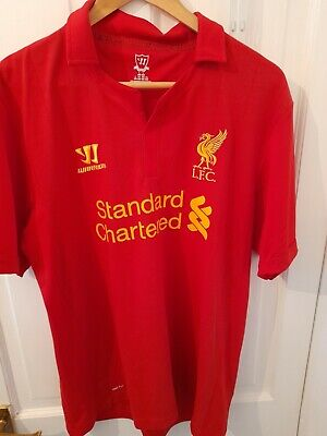 £15 • Buy Liverpool Fc 2012/13 Warrior Home Football Shirt Size Large