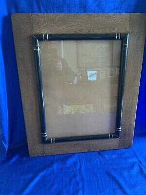 AU101.15 • Buy Arts And Crafts Asthetic Movement Oak Picture Frame