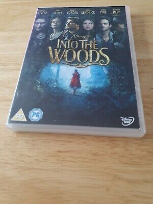 £0.50 • Buy Into The Woods (DVD, 2015)