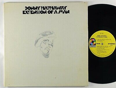 £5.82 • Buy Donny Hathaway  Extension Of A Man  LP Atco