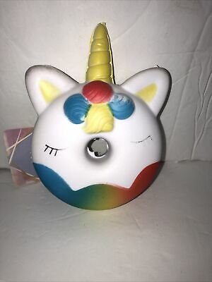 """AU4.65 • Buy JUMBOW Cute 5"""" """" UNICRON """" Slow Rising Squishes Scented TOY Tagged"""