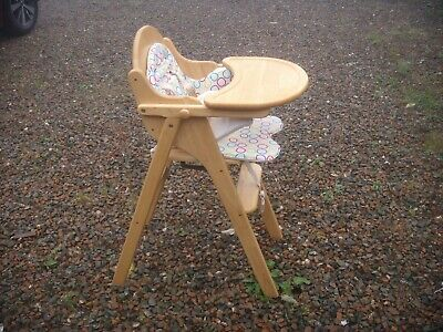 £5 • Buy High Chair, Wooden