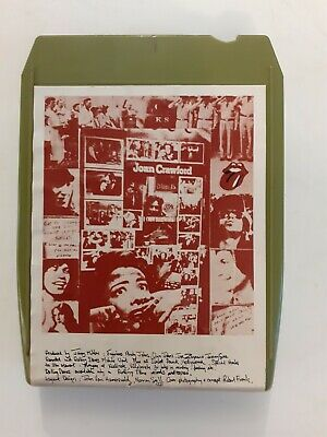 £15 • Buy THE ROLLING STONES - 8 TRACK - Exile On Main Street (VERY RARE)