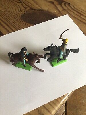 £5 • Buy Britains Deetail Union And Confederate Cavalry Soldiers American Civil War