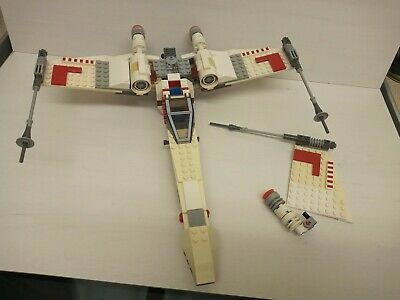 £12.99 • Buy Lego 9493 Star Wars X Wing Fighter Not Complete Perfect For Spares