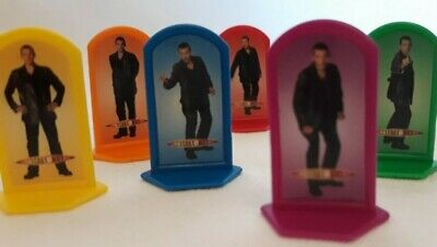 £3.99 • Buy SPARE SET OF 6 Doctor Who Playing Pieces For BBC Doctor Who Board Game