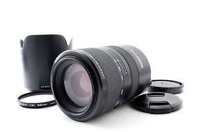AU493.46 • Buy Sony SAL70300G 70-300mm F/4.5-5.6 G SAM Lens W/Hood For A Mount Exce++++ #7901
