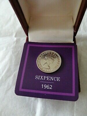 £3 • Buy 1962 Sixpence Coin