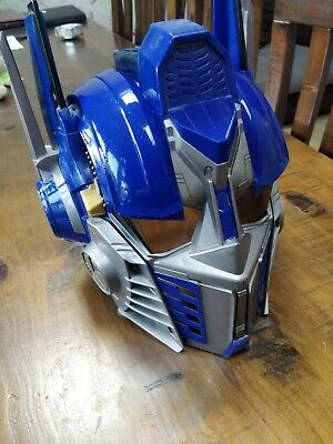 £2.99 • Buy Transformers Optimus Prime Voice Changing Mask