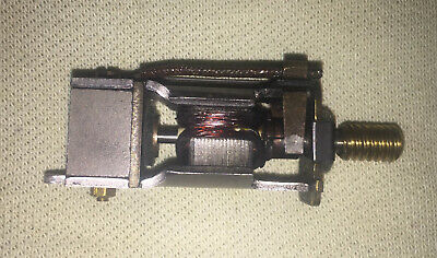 £6.50 • Buy Tri-ang/Hornby X04 Motor With Brushes, Spring And Brass Worm Gear - Working