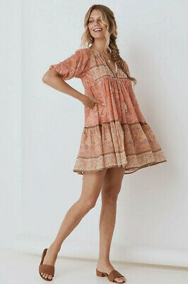 AU200 • Buy Spell And The Gypsy Seashell Dress Size L