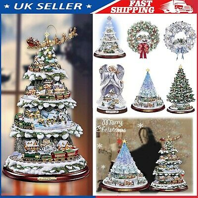 £4.99 • Buy 2022 Merry Christmas Tree Wall Window Stickers Decals Xmas Home Shop Decor UK^ ^