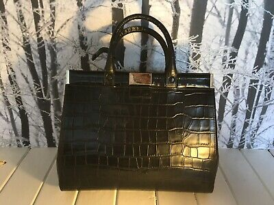 £250 • Buy Aspinal Of London Hand Bag Michelle Dockery Collection