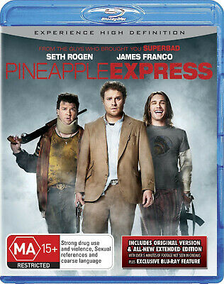 AU10.29 • Buy Pineapple Express: Extended [2008] BRAND NEW BLU RAY Seth Rogen James Franco
