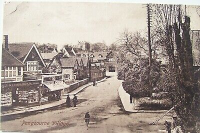 £1.75 • Buy 31)  Frith's Postcard A View Of Pangbourne Village Berkshire 1923