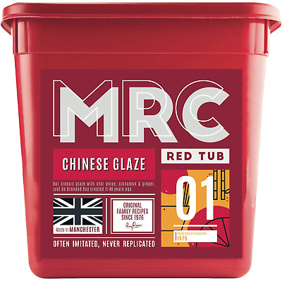 £27.99 • Buy MRC Chinese Glaze Red Tub 2.5 Kg (Pack Of 1)