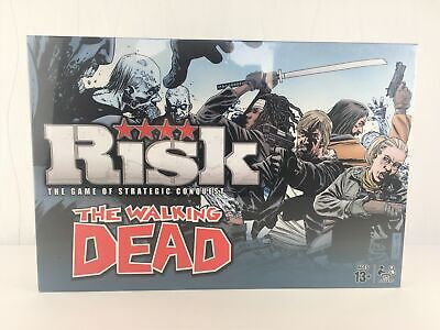 £21.99 • Buy Risk The Walking Dead Edition Board Game   Brand New