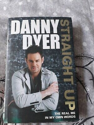 £0.99 • Buy Signed Danny Dyer Straight Up Book
