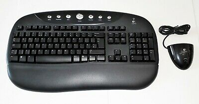 £17.99 • Buy Logitech Pro Cordless Keyboard And Mouse Y-RK56A (Fully Working).