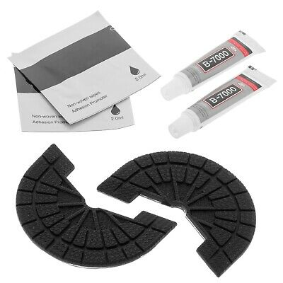 £8.14 • Buy Rubber Sole Protector Replacement Kit Size 11 - 12 AUS Adhesive Shoe Repair