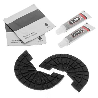 £8.14 • Buy Rubber Sole Protector Replacement Kit Size 6.5 - 7 AUS Adhesive Shoe Repair