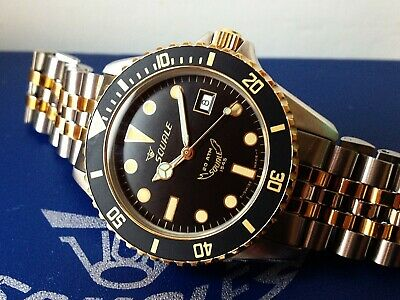 £332.07 • Buy Squale 1545 NOS QTZ 38mm (Tag 1000 Jordan Belfort, The Wolf Of Wall Street)