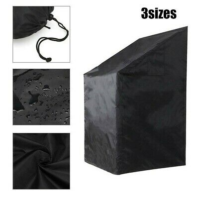 AU25.61 • Buy Black Protective Cover Furniture Protection Outdoor Replacement Durable