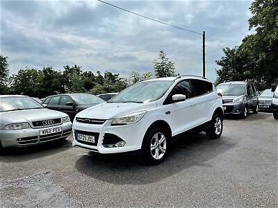 £12995 • Buy 2015 Ford Kuga 2.0 Tdci Lhd+ Left And Drive + Spanish Registered + 65,000 Miles