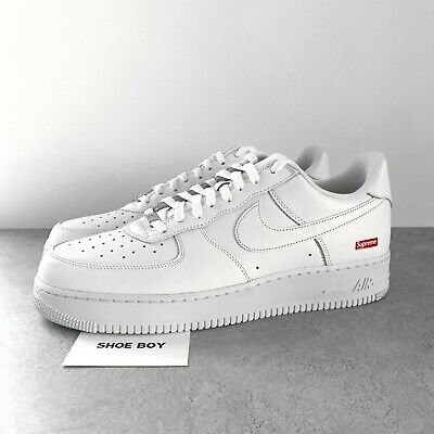 £134.95 • Buy Nike X Supreme Air Force 1 (CU9225-100)   New & 100% Authentic