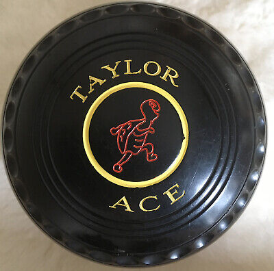 £77 • Buy Taylor Ace Bowls, Size 2 In Original Box, Good Condition And Stamped WB21.
