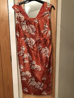 £5 • Buy New With Tags  Gorgeous Nougat Dress Size 16