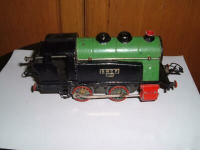 AU125.63 • Buy Hornby France Sncf 0-4-0  Electric  O Gauge Untested Sold As Spares Repairs