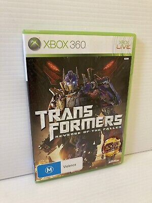 AU23.95 • Buy Transformers: Revenge Of The Fallen Xbox 360 Complete W/ Manual : FREE POST!