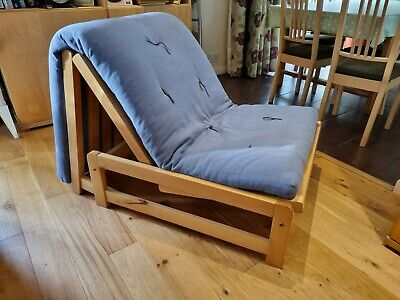 £95 • Buy Futon Company Single Seater Sofa Bed Chair Good Condition