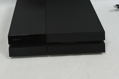 AU259.95 • Buy Sony PS4 500GB Slim Console With Accessories - PlayStation 4 Jet Black CUH-1002A