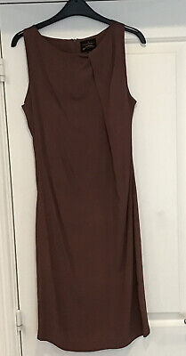 £15 • Buy Vivienne Westwood Anglomania Dress Worn Once Size IT 40 Uk 8