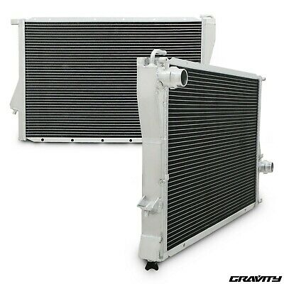42mm ALUMINIUM ALLOY RACE SPORT RADIATOR RAD FOR BMW 5 SERIES E39 M5 4.9 95+ • 169.99£
