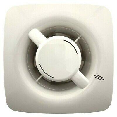£22.25 • Buy Greenwood Airvac AXS100 Extractor Fan Bathroom/ Toilet (NO Timer) Axial 4  100mm