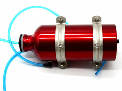 £11.99 • Buy 600ML Red Fuel Tank For Gasoline Rc Boat