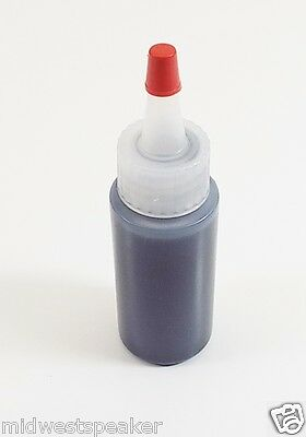 $5.50 • Buy Speaker Glue 1 Oz Bottle For Refoaming Poly Cone Woofers And Rubber Surrounds