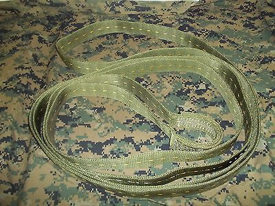 $29.99 • Buy Off Roading Tow Strap Lift 4X4 Military Truck CUCV HMMWV 12 FT 16K Loop USA MADE