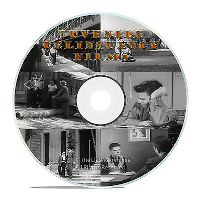 £6.37 • Buy CLASSIC 1940's - 1960's JUVENILE DELINQUENCY GOV'T FILMS, A CHANCE TO PLAY, J06