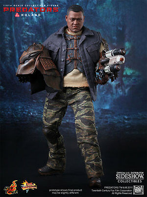 AU226.95 • Buy Sideshow Hot Toys Predator Noland Action Figure Alien 12  AVP NEW MMS163