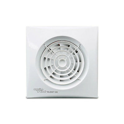 £28.30 • Buy Envirovent SILENT-100S  SILENT  Extractor Fan For Bathroom Or Toilet (SIL100S)