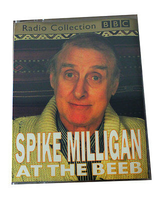 Spike Milligan At The Beeb - Audiobook - Books On Tape • 9.95£