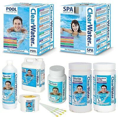 Bestway ClearWater Lay-Z-Spa, Swimming Pool, Spa & Hot Tub Chemicals & Kits • 30.99£