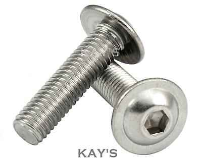 M4 x 12mm Machine Screw Pozi Pan Head Bolts A2 Stainless Steel Nyloc Nuts Washer